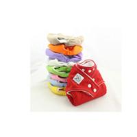 Popok Kain Kancing Reusable / Cloth Diaper Clodi Bayi Dapat Dicuci