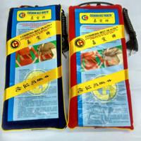 Bantal panas Elektik untuk Terapi Cushions Belt Health Panjang