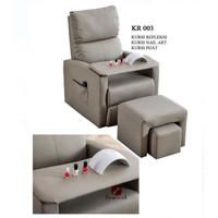 KURSI REFLEKSI/ NAIL ART/PIJAT/ BED MULTIFUNGSI KR 003 / KR 005 - KR 003, 100x68x80