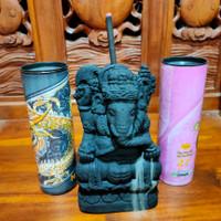 arca Ganesha besar untuk dupa ASTURBA (asap turun bawah)