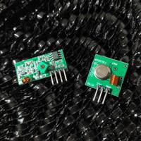 433Mhz RF Wireless Receiver Transmitter Arduino ARM MCU Raspberry Pi