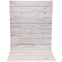 Kain Backdrop Background Paper Foto Studio Fotografi Unik 90 x 150 cm - Putih, Wood