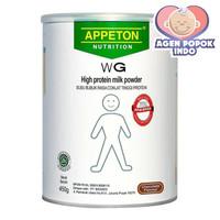 Appeton nutrition WG coklat 450gr
