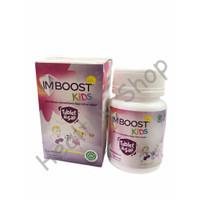 Imboost Kids Tablet Hisap 21's ( Rasa Mixberry )