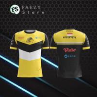 Jersey Baju Gaming Onic Esport 2018 Free Custom Nickname