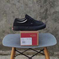 Sepatu Vans Authentic All Black unisex ORI Premium BNIB Quality