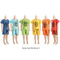 Setelan anak laki-laki / anak perempuan baju setelan anak motif size S