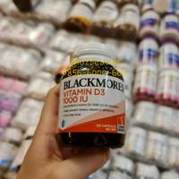 Ready Stock! Balckmores Vitamin D3 1000iu - 60 caps