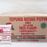 Tepung Beras 500gr Rose Brand 1 DUS