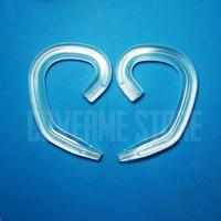 Earhook bahan silikon empuk untuk earphone / headset / masker