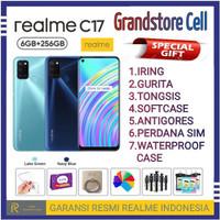 REALME C17 RAM 6/256 GB GARANSI RESMI REALME INDONESIA
