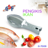 Alat Pembersih Pengupas Pengikis Sisik Ikan GSF G 7009 / G-7009