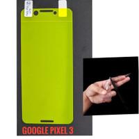 Anti Gores Google Pixel 3 Full Lem dan Full layar Soft Hydrogel Film