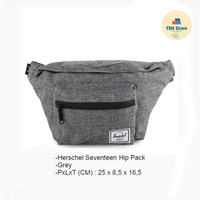 Tas Herschel Seventeen Hip Pack WaistBag Original