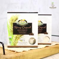 Tepung Beras Coklat Organik / Organic Flour Brown Rice - Bionic Farm