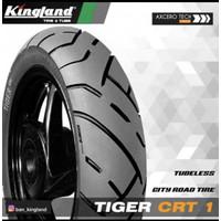 Ban Motor Mio - Kingland Tiger CRT1 70/90-14 TL (not IRC, FDR)