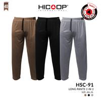HICOOP MEN CELANA PANJANG SANTAI LONGPANT HSC-91/CELANA PANJANG ADEM