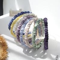 Bando kain bandana korea style manis cantik pastel MILKY HEADBAND