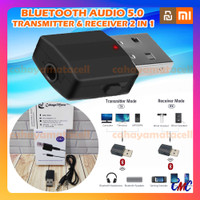 Bluetooth Transmitter Receiver 5.0 Wireless 2 in 1 Audio Portable 2in1