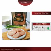 Smoked Chicken Sliced 200 gr - Paskali Bandung