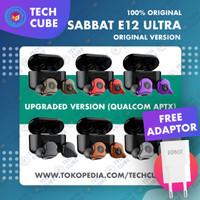Sabbat E12 ULTRA Qualcomm APTX TWS Bluetooth Headset 5.0 Alt X12 Pro