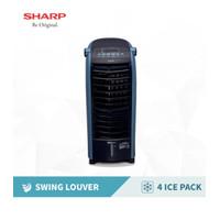 SHARP Air Cooler PJ-A36TY-B - Hitam