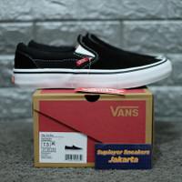 Vans Slip On Pro Original Black White BNIB