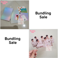 BTS - Love Yourself : Answer ver E Unsealed + TEAR Standee