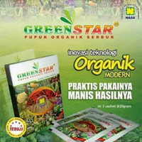 pupuk greenstar nasa original +pupuk organik nasa
