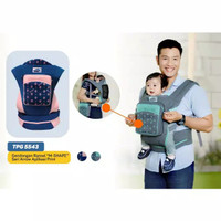 Snobby Gendongan Bayi Ransel M-Shape 3 Posisi Arrow Series - TPG 5543