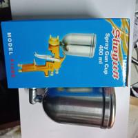Tabung Atas Spray Gun F100G F75 K2 K3 400 ml cup 400mm R2 R3