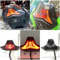 stoplamp led lampu stop 3 in 1 kawasaki ninja 250 fi new zx25r jpa