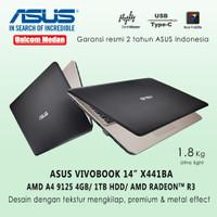 LAPTOP ASUS X441BA AMD A4 9125 4GB RADEON R3