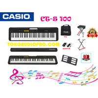 casio cts100 ct-s100 cts 100 paket keyboard