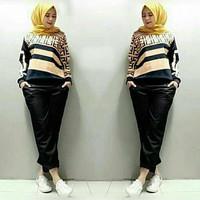 Stelan Fendy, Stelan atasan dan Celana, Baju Stelan Wanita Muslim