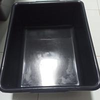 Bak hitam plastik baru