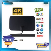 Antena TV Digital Taffware Indoor Ultra HD Clear Vision High Gain