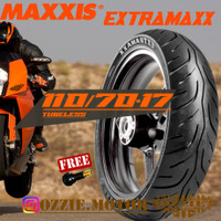 MAXXIS M6233W Extramaxx 110 70-17 Ban Tubeless Velg 17