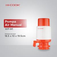 Hi-Cook Water Pump/Pompa Galon Manual Tipe WP-M1