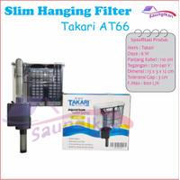 Slim Hanging Filter Gantung Aquarium Aquascape TAKARI AT66