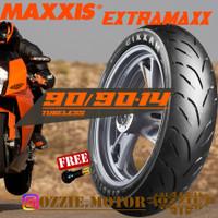MAXXIS M6234W Extramaxx 90 90-14 Ban Tubeless Matic Beat Mio Vario