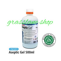 Refill Isi Ulang Aseptic Gel Antiseptic Hand Sanitizer 500 ml Onemed