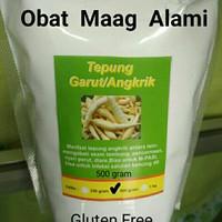 Tepung Garut/Angkrik/Arrowroot - 500gram