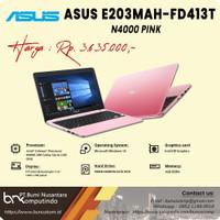 ASUS E203MAH-FD413T PINK N4000 500GB HDD 4GB DDR4 11,6 WIN10 2YR