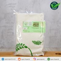 Tepung Beras Coklat Organik MPASI Lingkar Organik 500gr
