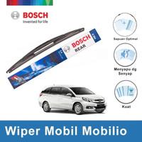 Bosch Rear Wiper Belakang Mobil Honda Mobilio Rock Lock H354