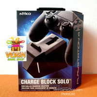 PS4 NYKO Charge Block Solo - Charging Dock Stik DualShock Dual Shock 4