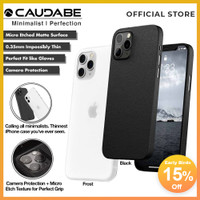 Original Caudabe Veil XT Case iPhone 12 Pro Max 12 Mini 12 Pro Casing