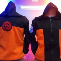jaket anak boys Naruto