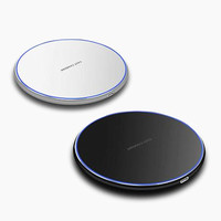 WIRELESS FAST CHARGING PAD QUICK CHARGE for iphone xiaomi huawei oppo